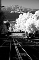 San Francisco in Infrared